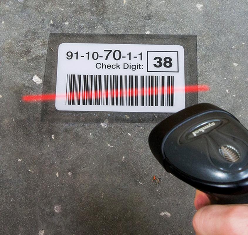 Floor Label Protectors 4